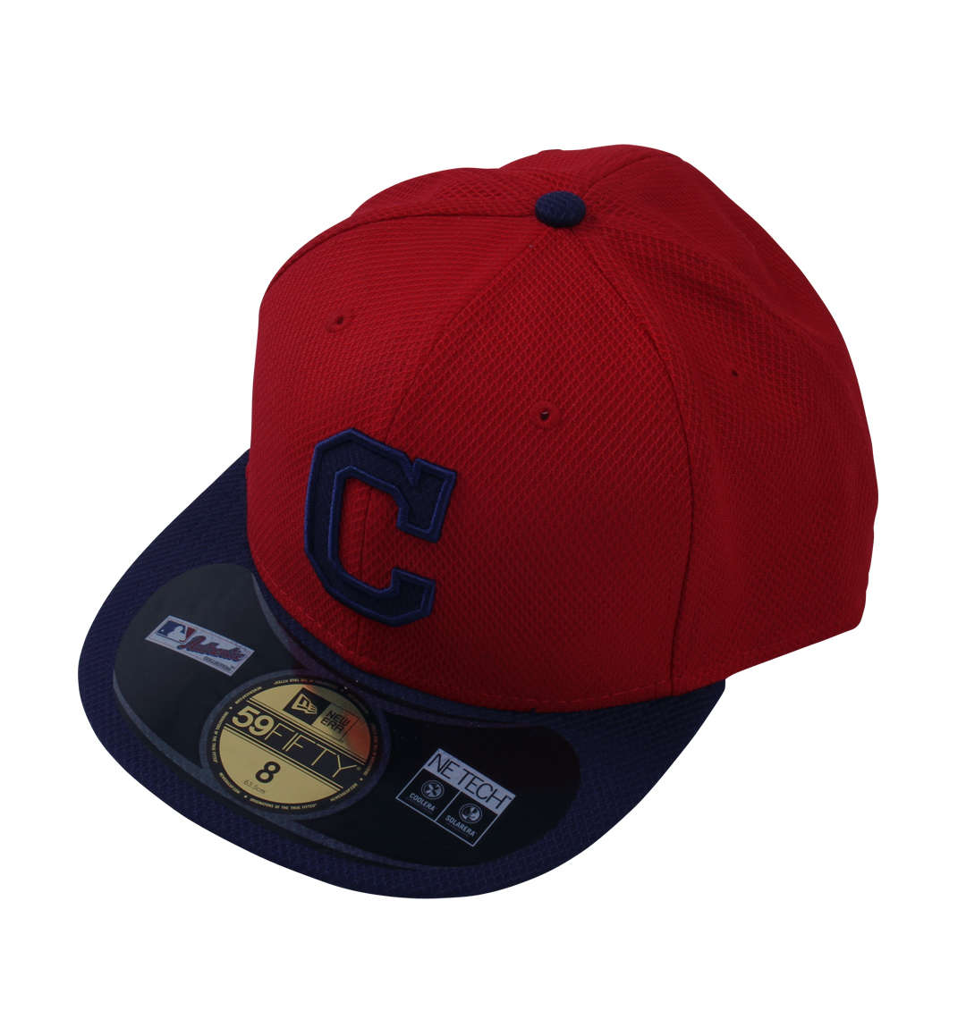 NEWERAキャップ(Cleveland Indians)