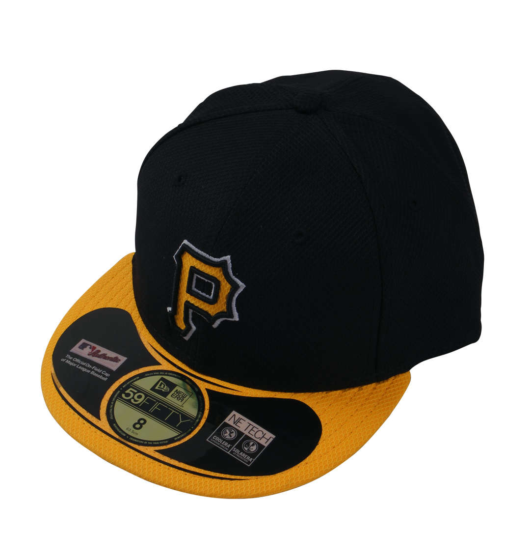 NEWERAキャップ(Pittsburgh Pirates)
