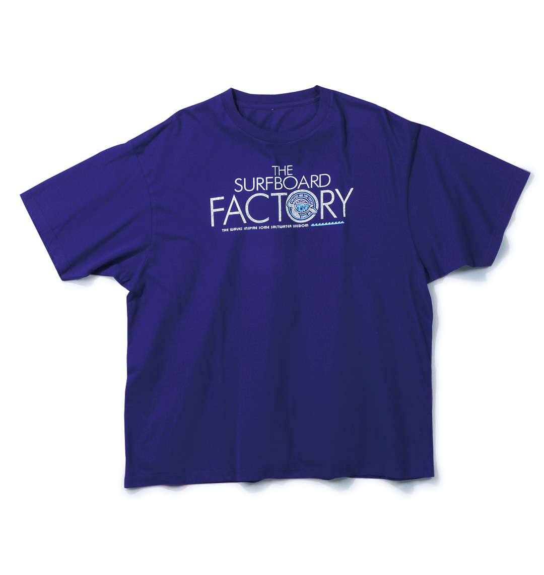 THE SURFBOARD FACTORY半袖Tシャツ
