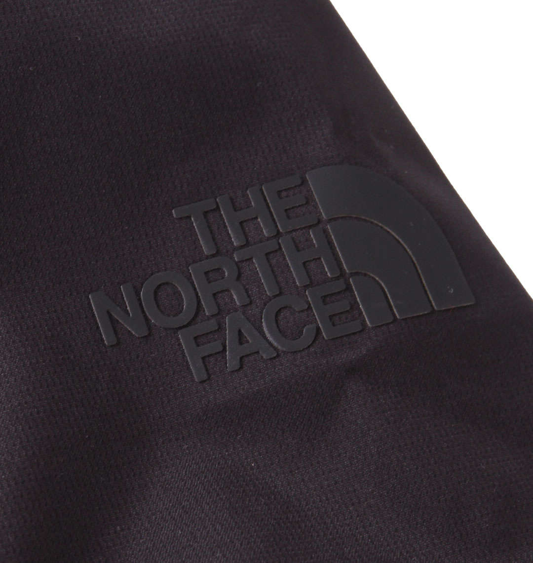 THE NORTH FACE 中綿ジャケット 袖プリント