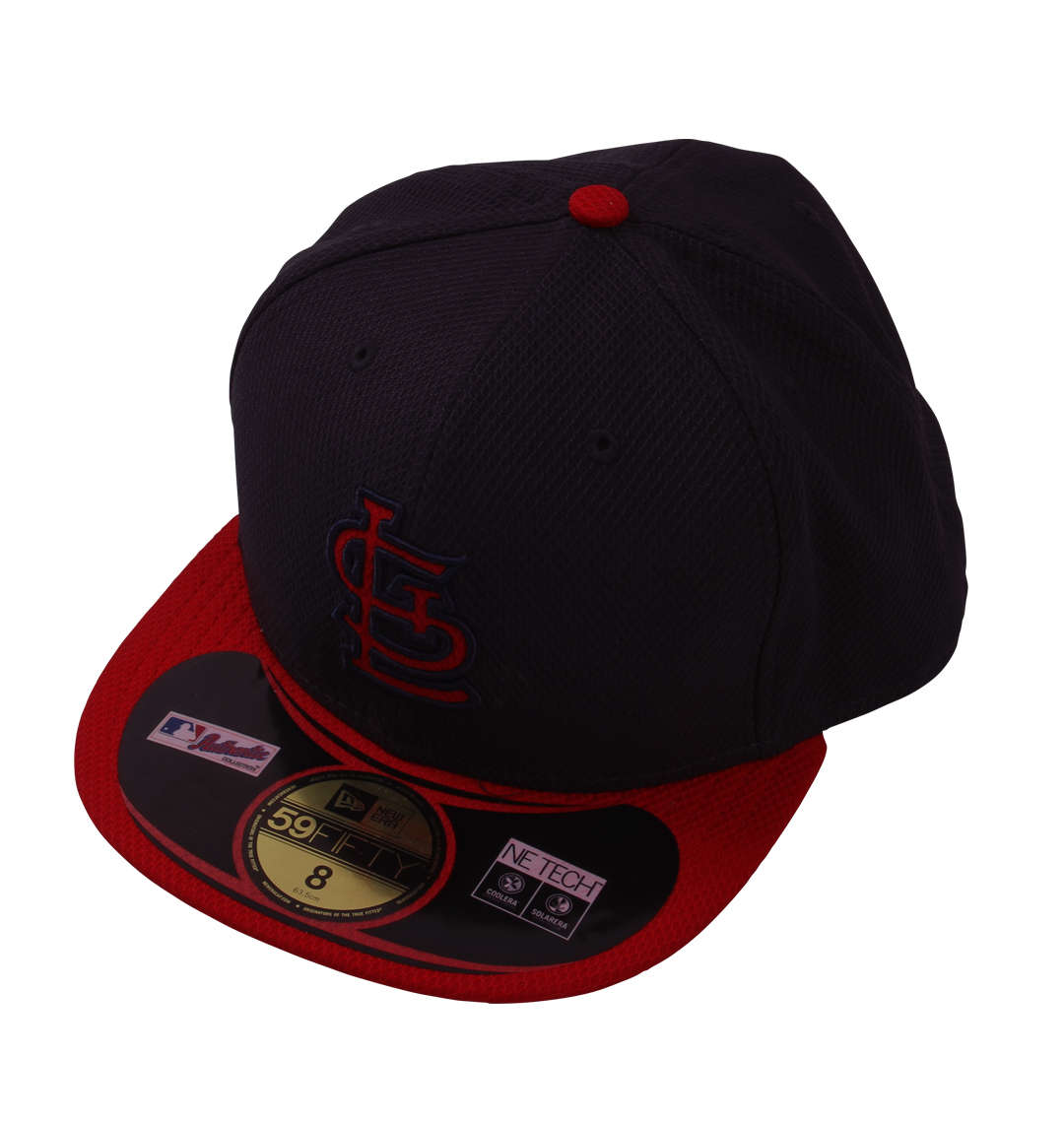 NEWERAキャップ(St.Louis Cardinals)