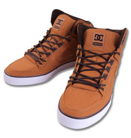 DCSHOES スニーカー(PURE HIGH-TOP WC TX SE)