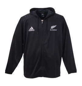 adidas All Blacks フーディー