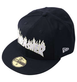 NEW ERA 59FIFTY THRASHERキャップ