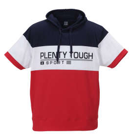 PLENTY TOUGH SPORT 半袖Tパーカー