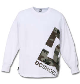DCSHOES 19 BIG STAR長袖Tシャツ