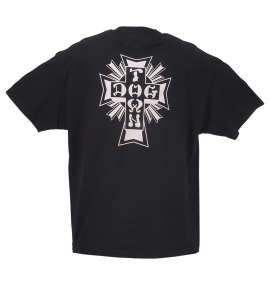 DOGTOWN CROSS LOGO半袖Tシャツ