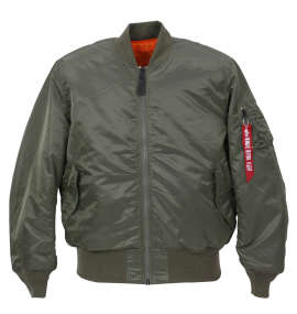 ALPHA INDUSTRIES MA-1ジャケット