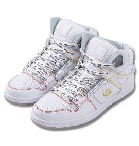 DCSHOES スニーカー(PURE HIGH-TOP SE)
