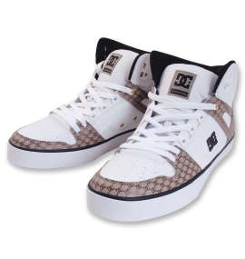 DCSHOES スニーカー(PURE HIGH-TOP WC SE SN)