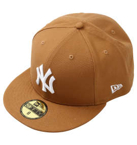 NEWERA 59FIFTYニューヨーク・ヤンキースダックキャンバスキャップ