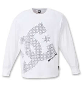 DCSHOES 20 BIG STAR長袖Tシャツ