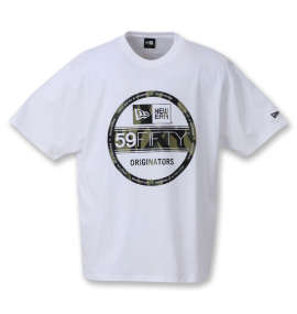NEWERA Tribal Camo半袖Tシャツ