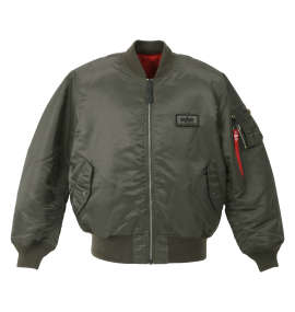 ALPHA INDUSTRIES MA-1 BACK FLYING A TIGHT FITジャケット