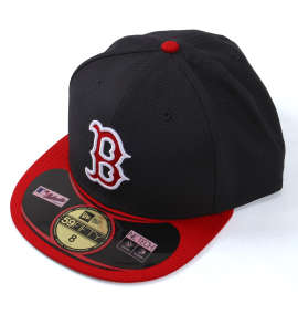 NEWERA キャップ(Boston Red Sox)