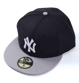 NEWERA キャップ(New York Yankees)
