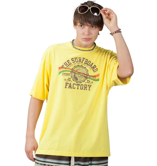 THE SURFBOARD FACTORY 半袖Tシャツ