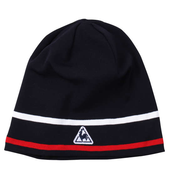 LE COQ SPORTIF はっ水ニットキャップ